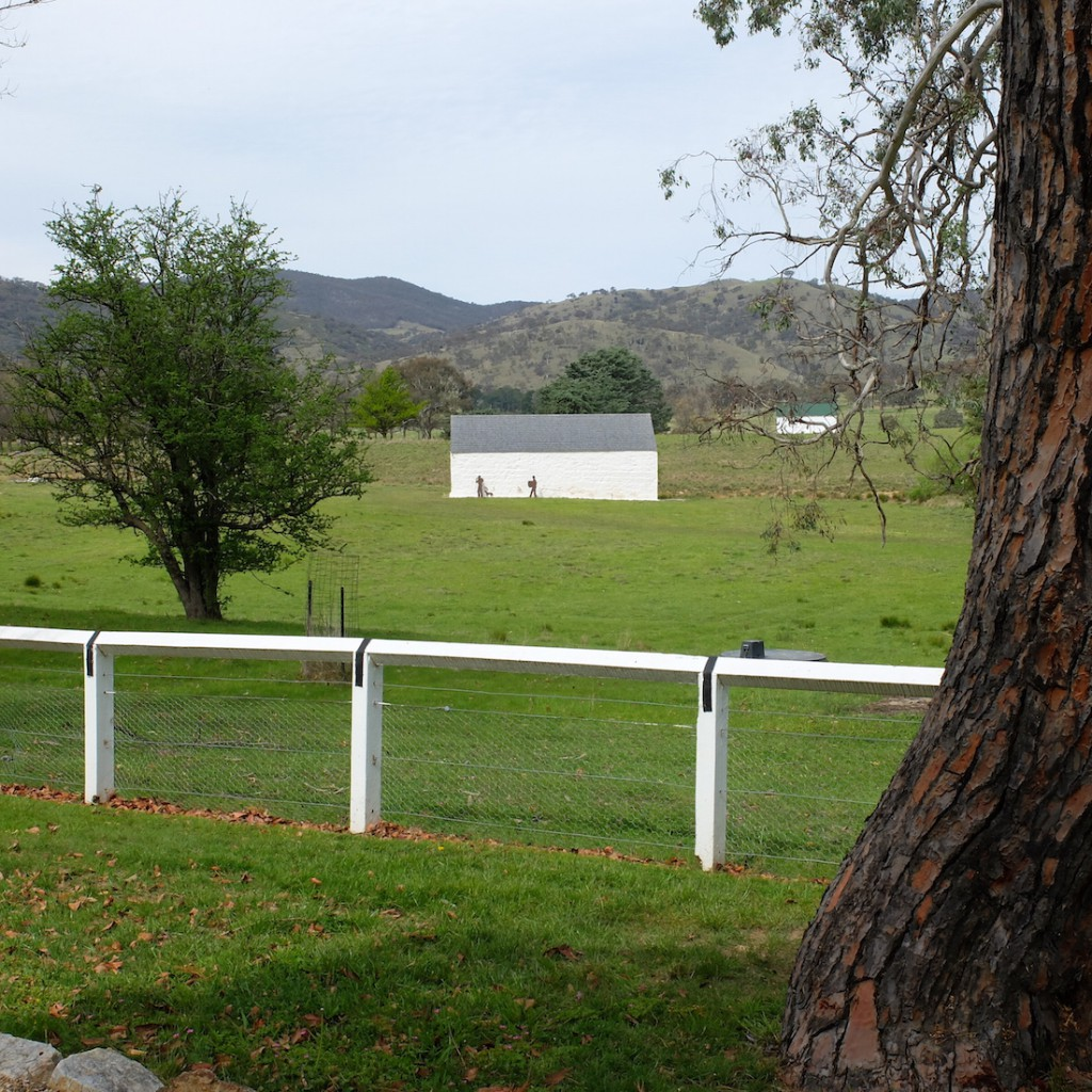 Canberra Lanyon Homestead outbuilding