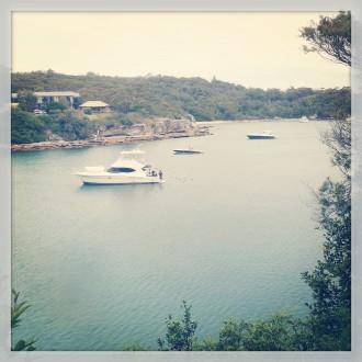 Boating on Sydney Harbour