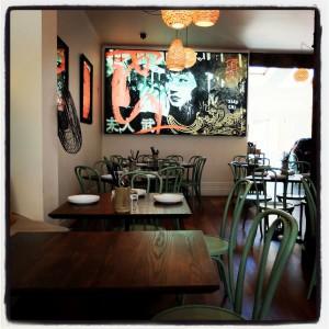 Queenstown NZ restaurant
