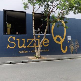 Suzie Q exterior