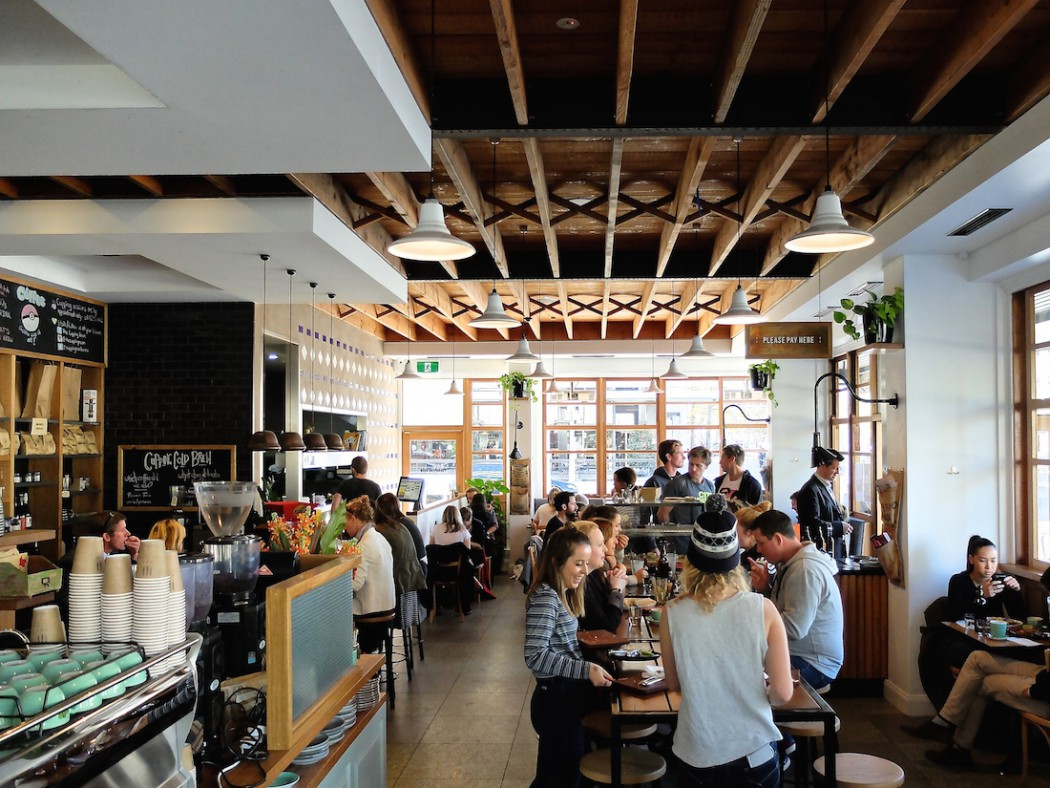 The Cupping Room, Canberra