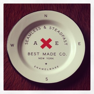 Best Made plate