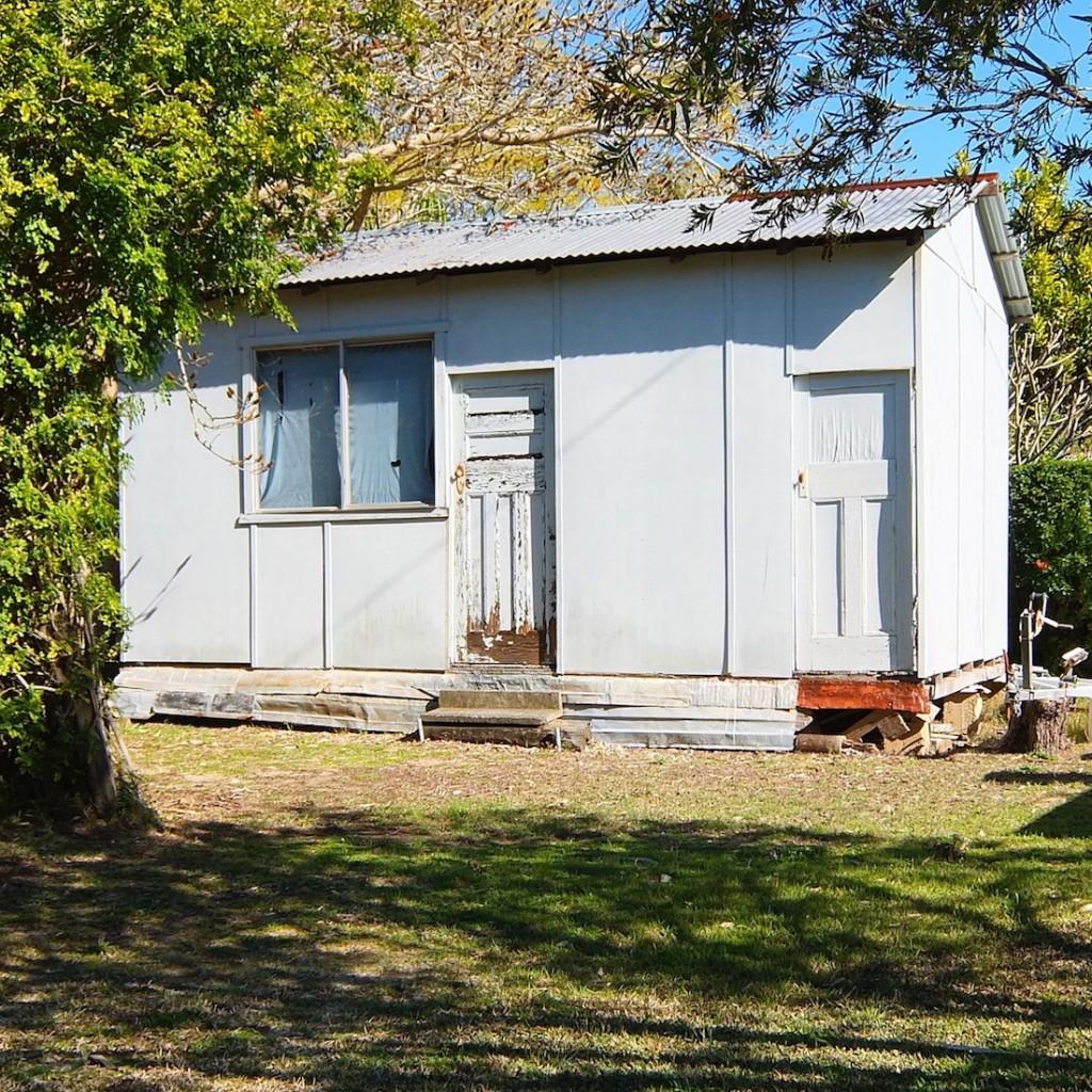 Patonga shed