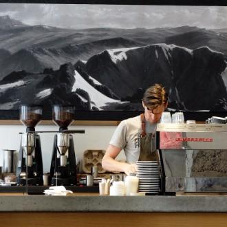 Paramount Coffee Project barista