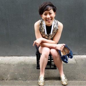 Ashley Lim smile