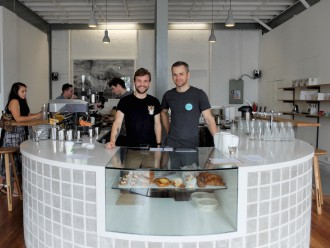 Sample Coffee Roasters St Peters team 2