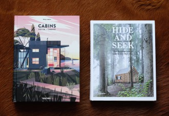 books on cabins