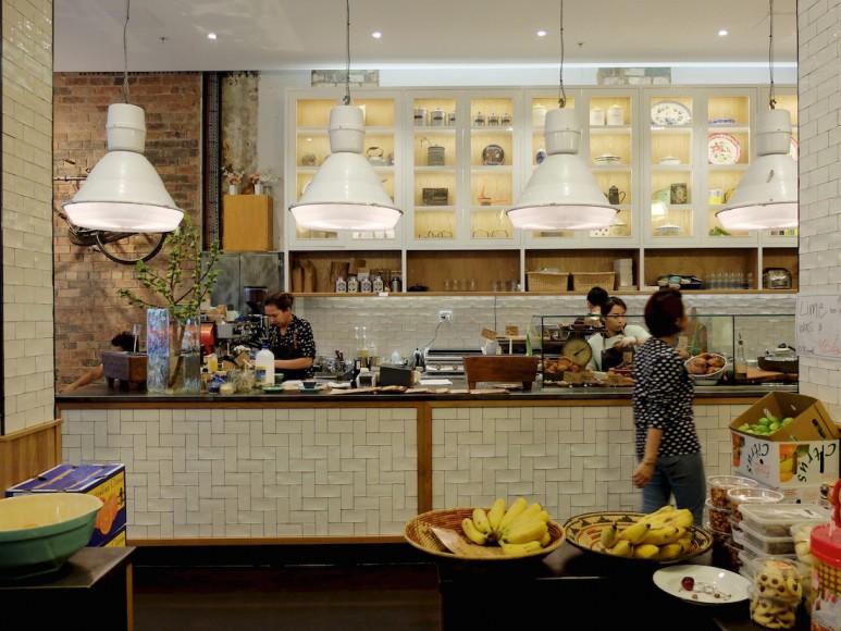 Boon Cafe Counter