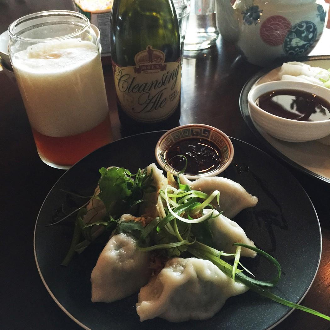 Missy K, Paddington Dumplings