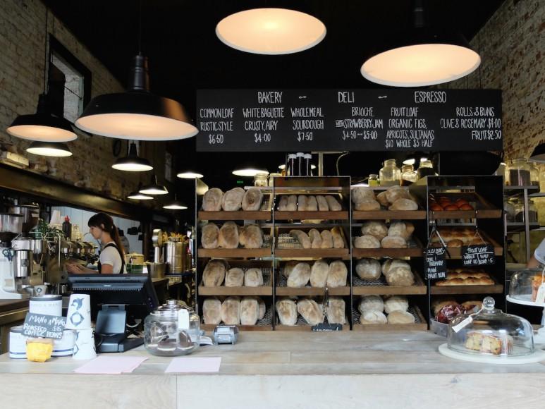 Perth Bread in Common
