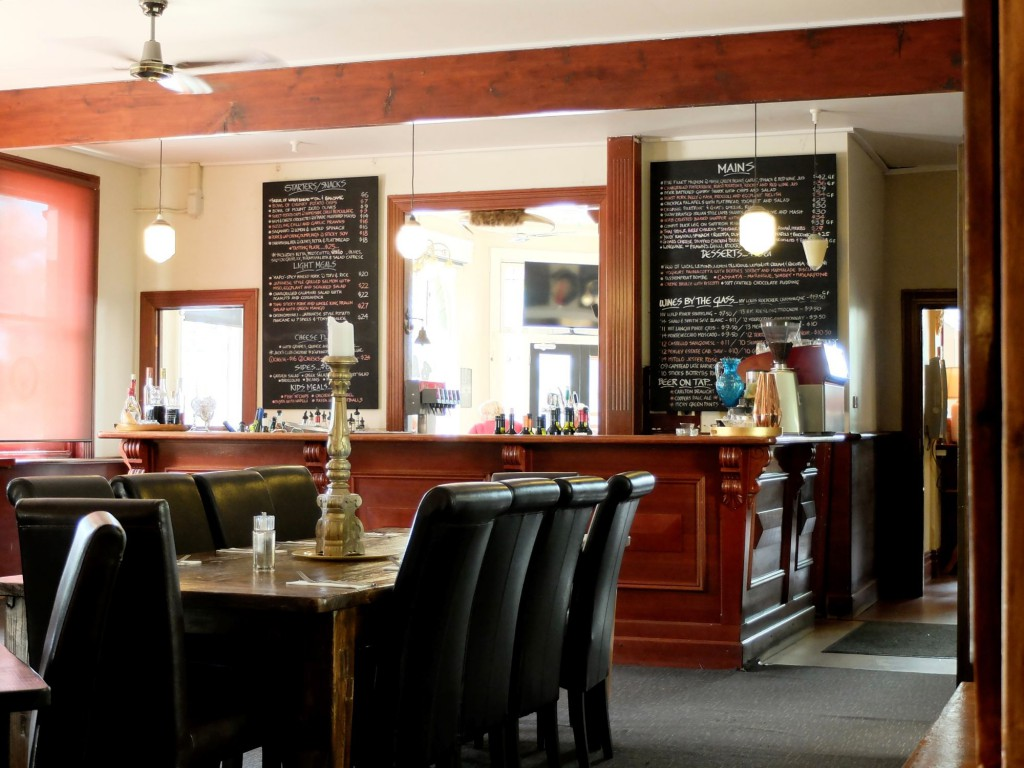 Daylesford Farmers Arms interior