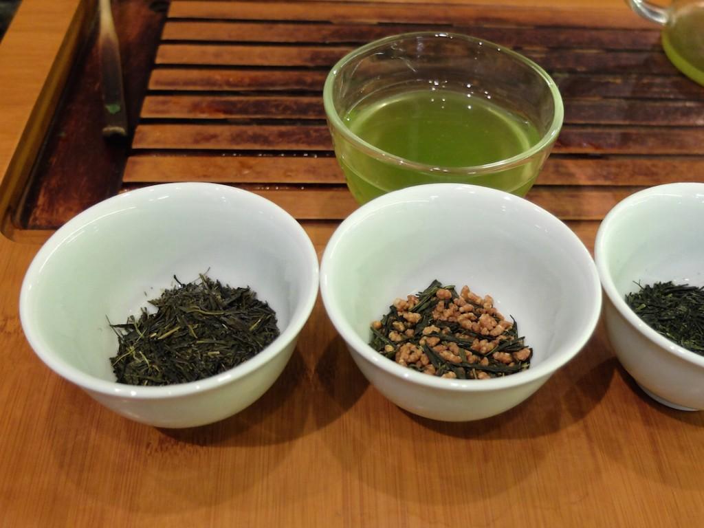 Quality Tea Strand Arcade tea detail