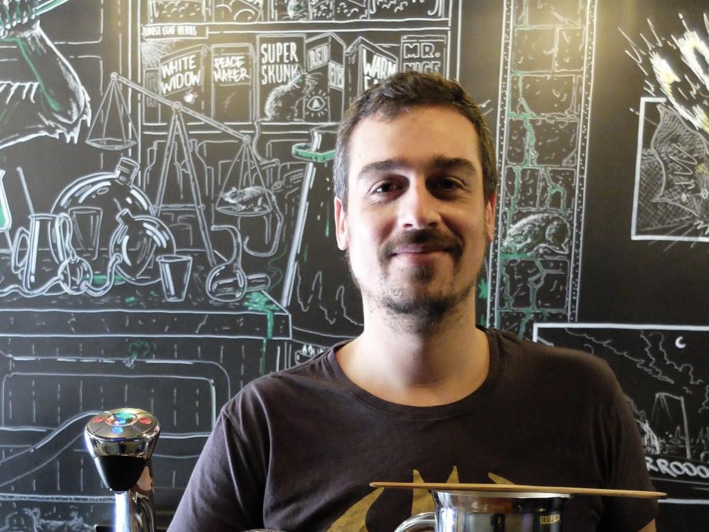 Reformatory Caffeine LAB Simon J