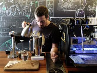 Reformatory Caffeine LAB plunger