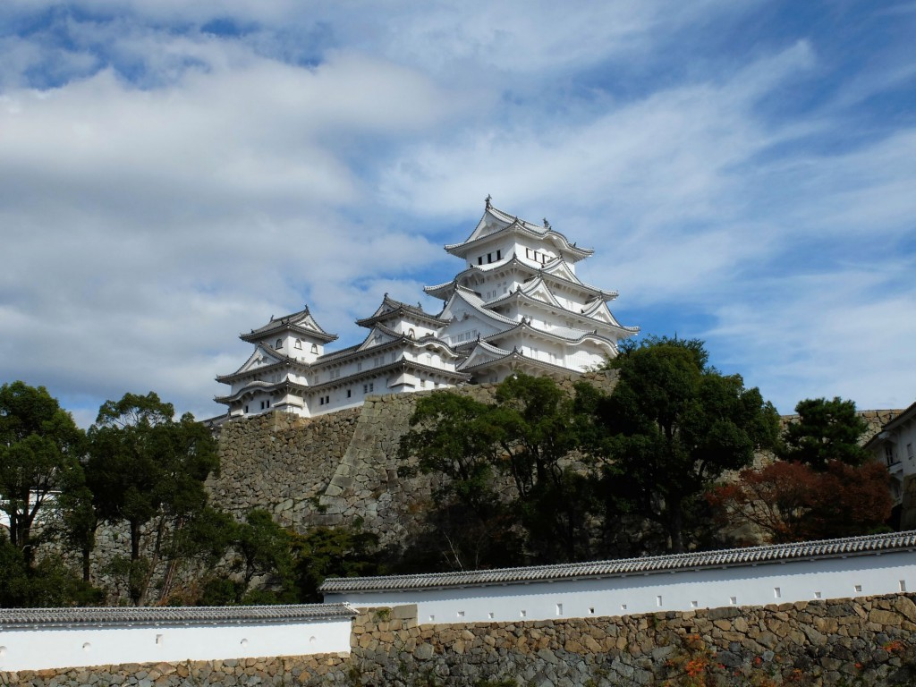Himeji Castle a