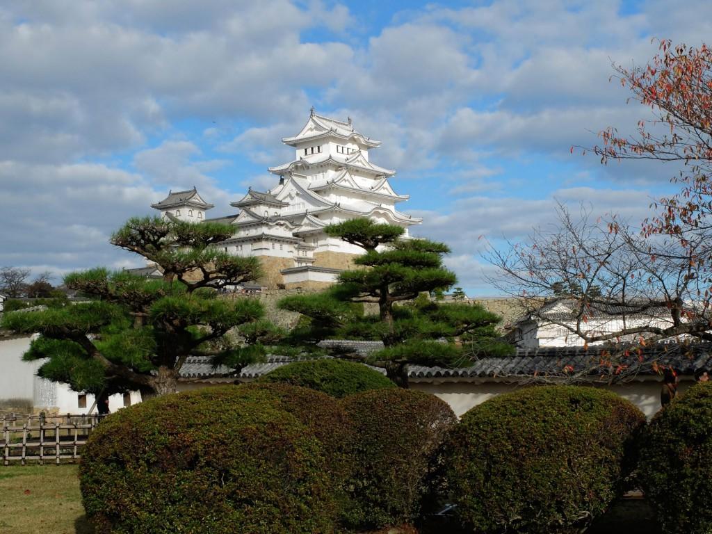 Himeji Castle e