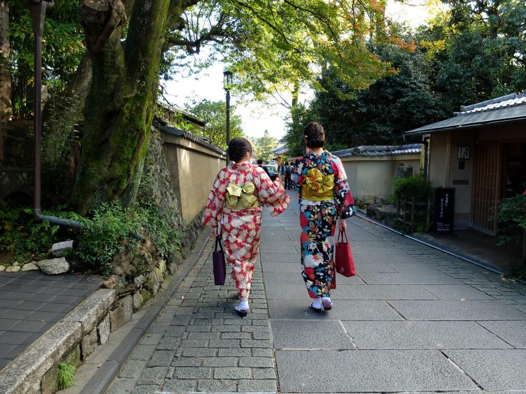 Kyoto geisha