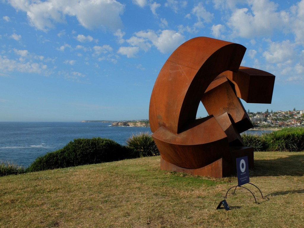 Sculpture by the Sea Bondi 2015 d