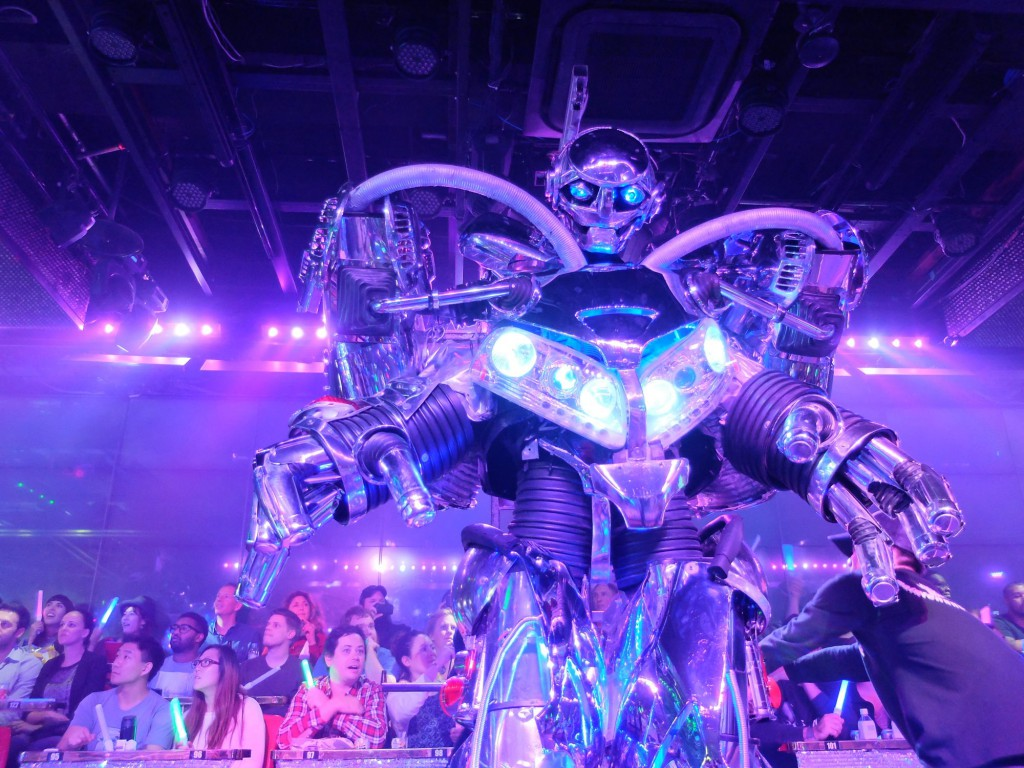 Tokyo Robot Restaurant 1