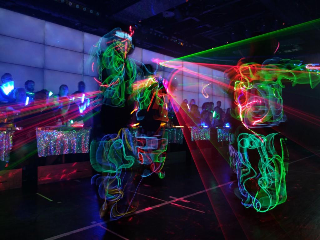Tokyo Robot Restaurant Dancers