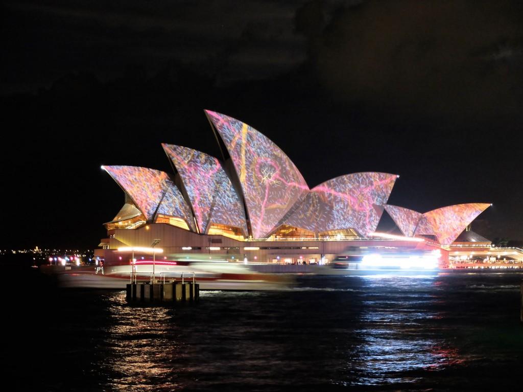 Vivd Sydney Opera House