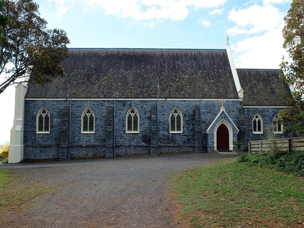 Daylesford church