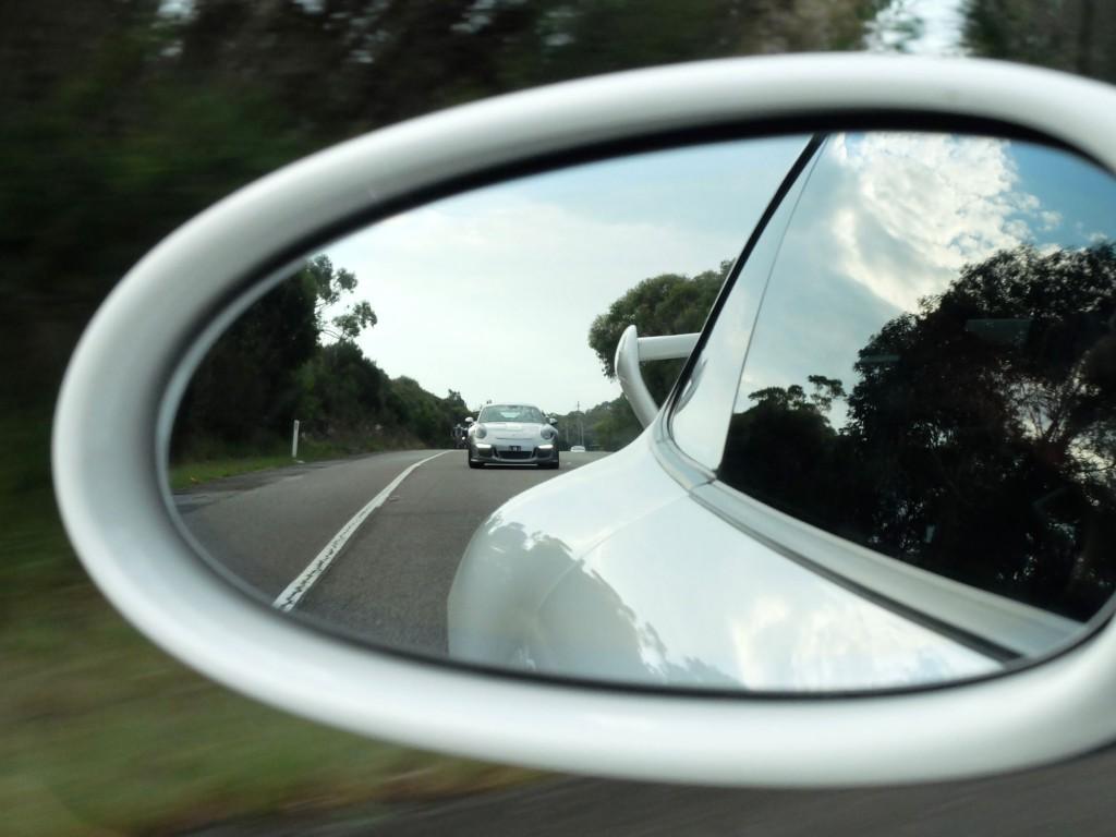 Autohaus Porsche 911 GT3 mirror