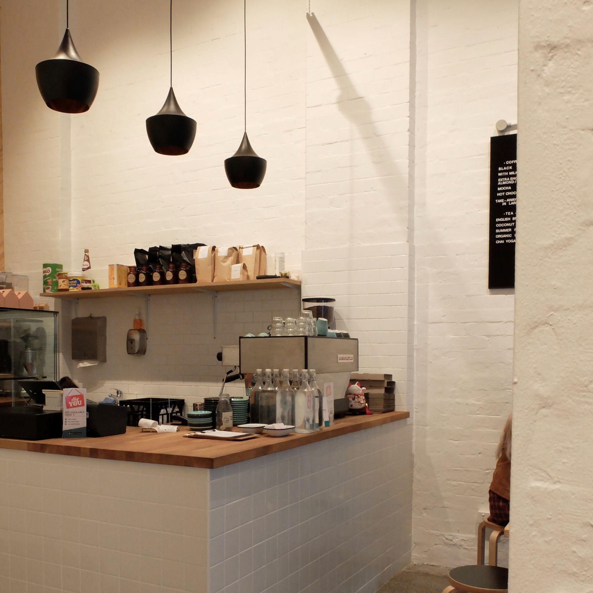 Cafe Rumah Serving Station