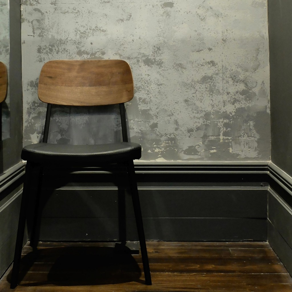 Allens Alterations chair