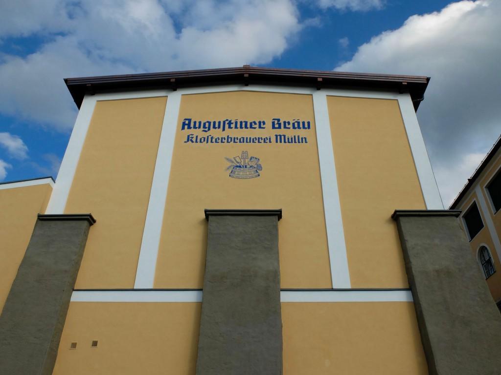 Salzburg Augustiner Brau