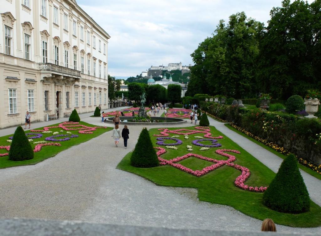 Salzburg Mirabelle Gardens