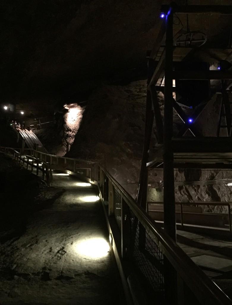 Salzburg Salt Mine