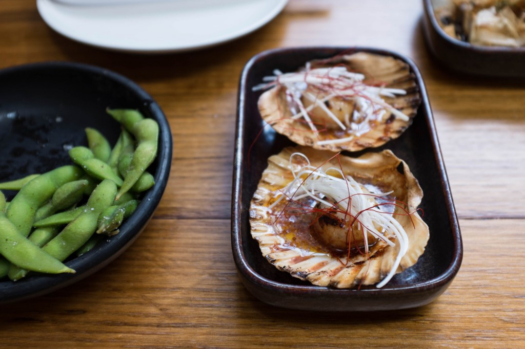 Tramsheds Osaka Trading food